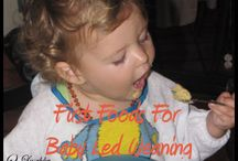 Baby led weaning / by Brittany Cahill