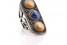 JewelMint Tiger Cabochon Ring