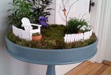 ogrody stołowe