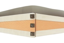 Belts - Cinture / Genuine Python Leather - Sterling Silver Leather Collection - Each belt is entirely made in Italy by Tuscan laboratories that have been working in the leather industry for many years.The leather used is  Nubuck, embellished with antiqued bronze skull-heart-star shaped studs , making it look like a real jewel, ideal to complete all kinds of outfits, from the most casual to the most refined.