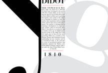 Typography inspiratie