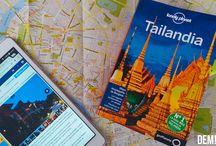 Guia de Tailandia / Fotos de la guía de Tailandia en www.demiku.es