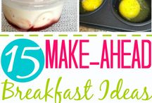 Delicious Breakfasts / by seven thirty three