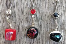 BellyButton Bars with Interchangeable Charms $35 each