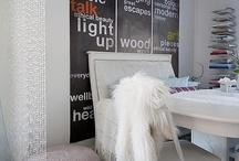 Office Space / Kantoor decor