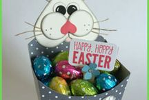 Stampin' Up! - Easter Projects / Easter projects using Stampin' Up! products.