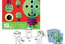 Djeco Παιχνίδια για Παιδικό Πάρτυ