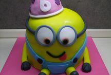 Moje vlastní výroba dortů