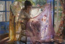 Peintures (3) / by Christine