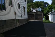 New Driveway in Rochester, NY / CAM Real Estate Development LLC provides all general contracting needs including driveways in and around the Rochester, NY area