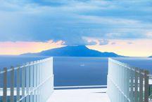 THE SPECTACULAR VIEW / The spectacular view from the Villa Eliana's Terrace....