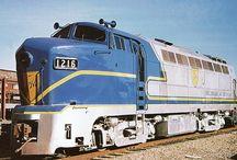 Train - D&H - Delaware & Hudson