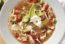 Soups/Stews/Chili / by Michelle Moring