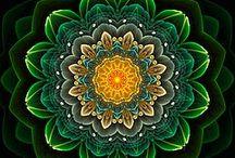 Mandala & Celtic Knot