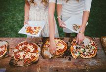 Wedding Food and Drink