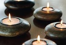 Aromes, espelmes i intimitat a la llar.