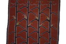Southwest Weaving - Textiles & Baskets / by Margaret Briggs