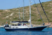 1997 Belliure 50 'GIOLCONDO' - Now Sold / GIOLCONDO was sourced and sold to an existing client by Grabau International from her berth in Greece. We wish her proud new owner fair winds and following seas.