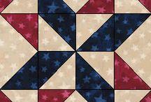Quilt blocks / by Laurie Levitt