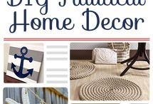 NAUTICAL BEACH DECOR
