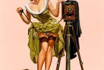 Pin-up pictures