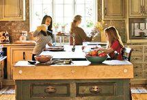 home--kitchen / by Kristie Marshall