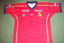 Rugby League Shirts - Classic Rugby Shirts / UK Rugby League shirts from clubs outwith Super League