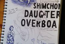 Shimchong: Daughter Overboard! Hero Image / Stimulus for hero image for Shimchong: Daughter Overboard!