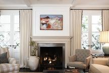Fireplace / by Kristen Ramirez