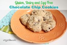 Allergy Friendly Recipes / Recipe links for recipes that are free of different allergens...these will include gluten-free, dairy-free and/or egg-free recipes.  / by Laura (Organizing Junkie)