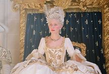Marie Antoinette / Archduchess of Austria, Dauphine and eventual Queen of France.