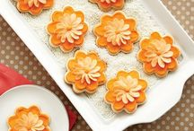 Cookie Decorating Ideas / Ideas for our Cake Decorating Students to refer to for their cake creations in Cookies Courses