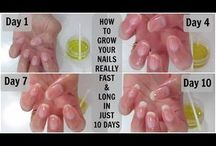 grow healthy nails
