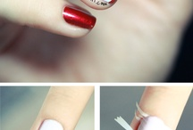 nail painting i love it