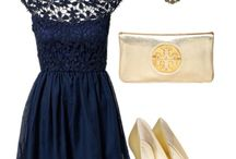 Attend Wedding Party Outfit