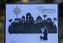 Night in Bethlehem stampin up