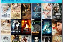 NEW RELEASES 2017 / We here at Sinfully will be bringing you updates Mondays, Wednesdays on the New Releases, Sales, Freebies and News which has caught our eye in the M/M world ... and on Saturday we will bring you up to date on the week's New Releases with our regular weekly, WEEKEND NEW RELEASES and #GIVEAWAY post. Just click on the pin to take you to the post.