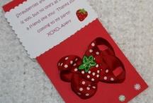 Sam's Strawberry shortcake birthday party / by Angela Williamson