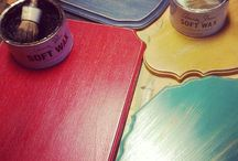 Annie Sloan paint projects