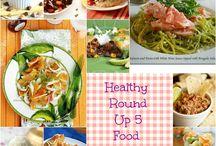Healthy foods / by Camrie Schwartz
