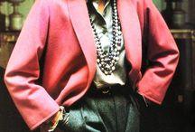 1980s power dressing
