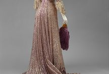 costume of the 19th -20th century
