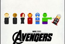 ! Avengers Marvel DComics