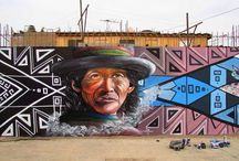 World of Urban Art : JOE NADIE