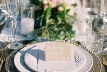 Reception - Napkin Fold & Placement