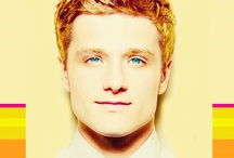 ~The Hunger Games~ / Oh, how I love the Hunger Games and Peeta! <3 / by Kate Asmus
