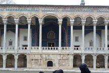 cumartesi günü topkapı sarayı ve arkeoloji müzelerindeydim:)