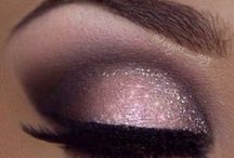 Make-up Inspirations and Ideas / Some beautiful makeup looks and items to inspire