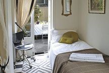 Tiny Bedrooms with Style