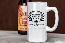 Kufle na piwo